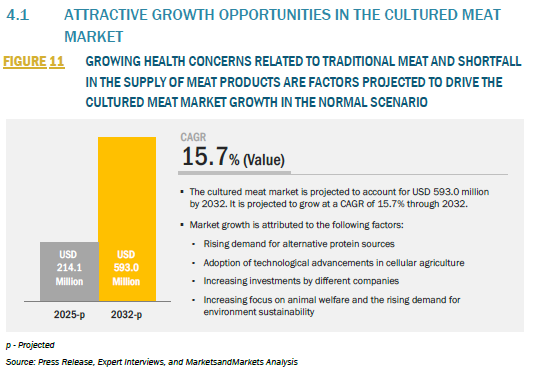 635154_4.1 ATTRACTIVE GROWTH OPPORTUNITIES IN THE CULTURED MEAT MARKET_FIGURE 11