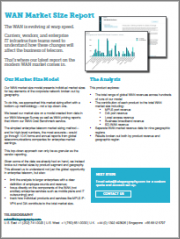 WAN Market Size Report