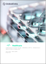 Cardiac Resynchronisation Therapy - Defibrillators (CRT-D) - Medical Devices Pipeline Product Landscape, 2021
