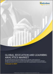Education and Learning Analytics Market by Component, Deployment, Applications (Acquisition and Retention, Curriculum Development, Finance, Operations, Performance Management), User Group (Academic, Corporate) and Region - Global Forecast to 2027
