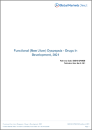 Functional (Non Ulcer) Dyspepsia (Gastrointestinal) - Drugs in Development, 2021
