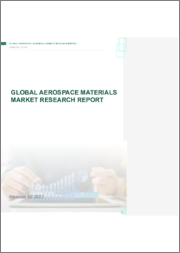 Global Aerospace Materials Market- By Material Type, By Aircraft Type, By Region ; Trend Analysis, Competitive Market Share & Forecast, 2017-2027