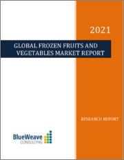 Global Frozen Fruits & Vegetables Market, By Type, By Category, By Form, By Distribution Channel, By Region (North America, Europe, Asia-Pacific, Latin America, Middle-East & Africa