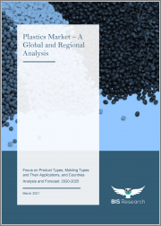 Plastics Market - A Global and Regional Analysis: Focus on Product Types, Molding Types and Their Applications, and Countries - Analysis and Forecast, 2020-2025