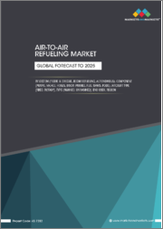 Air-to-Air Refueling Market by System (Probe & Drogue, Boom Refueling, Autonomous), Component (Pumps, Valves, Hoses, Boom, Probes, Fuel Tanks, Pods), Aircraft Type (Fixed, Rotary), Type (Manned, Unmanned), End User, Region - Global Forecast to 2025