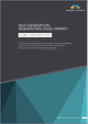 Next-generation Sequencing (NGS) Market by Product & Service (Consumables, Platforms, Services, Bioinformatics), Technology (SBS, SMRT), Application (Diagnostic, Drug Discovery, Agriculture), End User (Pharma, Biotech, Academic)- Global Forecast to 2026