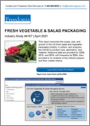 Fresh Vegetable & Salad Packaging (US Market & Forecast)