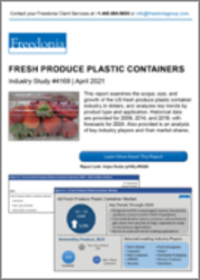 Fresh Produce Plastic Containers (US Market & Forecast)