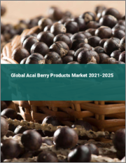 Global Acai Berry Products Market 2021-2025