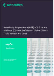 Hereditary Angioedema (HAE) (C1 Esterase Inhibitor [C1-INH] Deficiency) - Global Clinical Trials Review, H1, 2021
