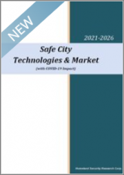 Safe City Technologies & Market (with COVID-19 Impact) 2021-2026: 197 Safe City Submarkets, 3 Volumes