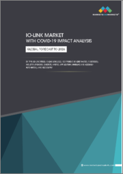 IO-Link Market with COVID-19 Impact Analysis by Type (IO-Link Wired, IO-Link Wireless), Component (IO-Link Master, IO-Link Devices), Industry (Process, Discrete, Hybrid), Application, and Geography(North America, Europe, APAC) - Global Forecast to 2026