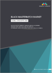 Black Masterbatches Market by End-Use Industry (Automotive, Packaging, Infrastructure, Electrical & Electronics, Consumer Goods, Agriculture, Fibers) and Region(APAC, Europe, North America, Middle East & Africa, South America) - Global Forecast to 2026