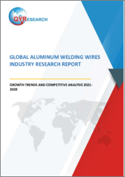 Global Aluminum Welding Wires Industry Research Report Growth Trends and Competitive Analysis 2021-2028