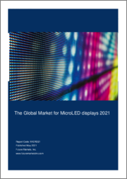 The Global Market for MicroLED Displays 2021