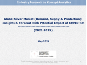Global Silver Market (Demand, Supply & Production): Insights & Forecast with Potential Impact of COVID-19 (2021-2025)