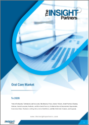 Oral Care Market Forecast to 2028 - COVID-19 Impact and Global Analysis By Product ; Distribution Channel, and Geography