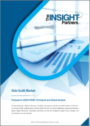 Skin Graft Market Forecast to 2028 - COVID-19 Impact and Global Analysis By Product, Graft Thickness, Application, Equipment, and End User and Geography