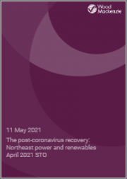The Post-Coronavirus Recovery: Northeast Power and Renewables April 2021 STO