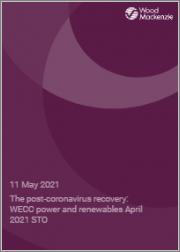 The Post-Coronavirus Recovery: WECC Power and Renewables April 2021 STO