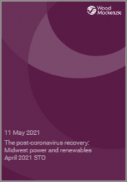 The Post-Coronavirus Recovery: Midwest Power and Renewables April 2021 STO