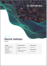 Electric Vehicles Market, Update 2021 - Market Size, Annual Sales, Market Share, Charging Infrastructure, and Key Country Analysis to 2030