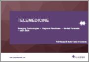 Telemedicine: Emerging Technologies, Regional Readiness & Market Forecasts 2021-2025