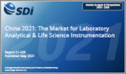 China 2021: The Market for Laboratory Analytical & Life Science Instrumentation