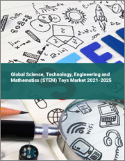 Global Science, Technology, Engineering, and Mathematics (STEM) Toys Market 2021-2025