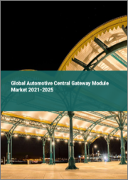 Global Automotive Central Gateway Module Market 2021-2025