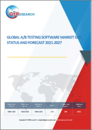 Global AB Testing Software Market Size, Status and Forecast 2021-2027