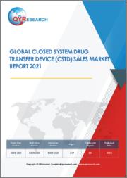Global Closed System Drug Transfer Device (CSTD) Sales Market Report 2021