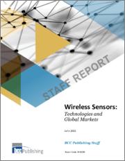 Wireless Sensors: Technologies and Global Markets