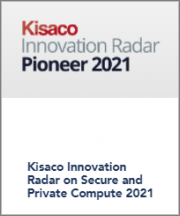 Kisaco Innovation Radar on Secure and Private Compute 2021