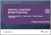Digital Content Monetization: Emerging Opportunities, Future Outlook & Market Forecasts 2021-2026