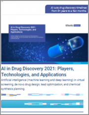 AI in Drug Discovery 2021: Players, Technologies, and Applications