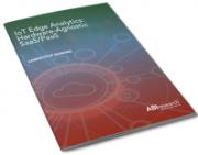 IoT Edge Analytics: Hardware-Agnostic SaaS/PaaS