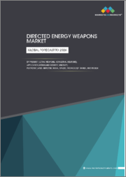 Directed Energy Weapons Market by Technology (High energy lasers, High-power microwave, electromagnetic weapon technology, Sonic weapon technology), Platform (Land, Airborne, naval, Space), Application, Range, Product and Region - Forecast to 2026