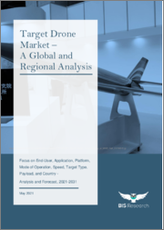 Target Drone Market - A Global and Regional Analysis: Focus on End-User, Application, Platform, Mode of Operation, Speed, Target Type, Payload, and Country - Analysis and Forecast, 2021-2031