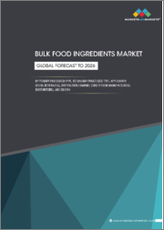 Bulk Food Ingredients Market by Primary Processed Type, Secondary Processed Type, Application (Food, Beverages), Distribution Channel (Direct From Manufacturers, Distributors), and Region - Global Forecast to 2026
