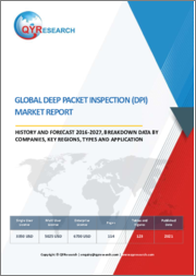 Global Deep Packet Inspection (DPI) Market Report, History and Forecast 2016-2027