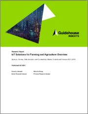 IoT Solutions for Farming and Agriculture Overview - Sensors, Drones, Data Analytics, and Connectivity: Market Outlook and Forecast 2021-2030