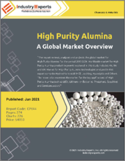 High Purity Alumina - A Global Market Overview