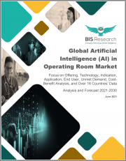 Global Artificial Intelligence (AI) in Operating Room Market: Focus on Offering, Technology, Indication, Application, End User, Unmet Demand, Cost-Benefit Analysis, and Over 16 Countries' Data - Analysis and Forecast, 2021-2030