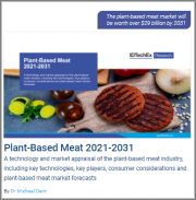 Plant-Based Meat 2021-2031