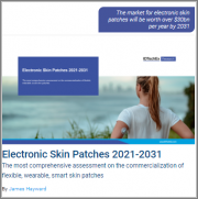Electronic Skin Patches 2021-2031