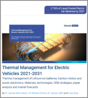 Thermal Management for Electric Vehicles 2021-2031