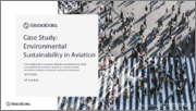 Environmental Sustainability in Aviation - Case Study
