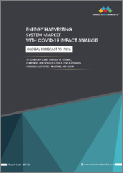 Energy Harvesting System Market with COVID-19 Impact Analysis by End-use System, Technology, Component (Transducers, Power Management Integrated Circuits and Secondary Batteries), Application, and Region - Global Forecast to 2026