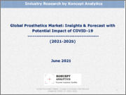 Global Prosthetics Market: Insights & Forecast with Potential Impact of COVID-19 (2021-2025)